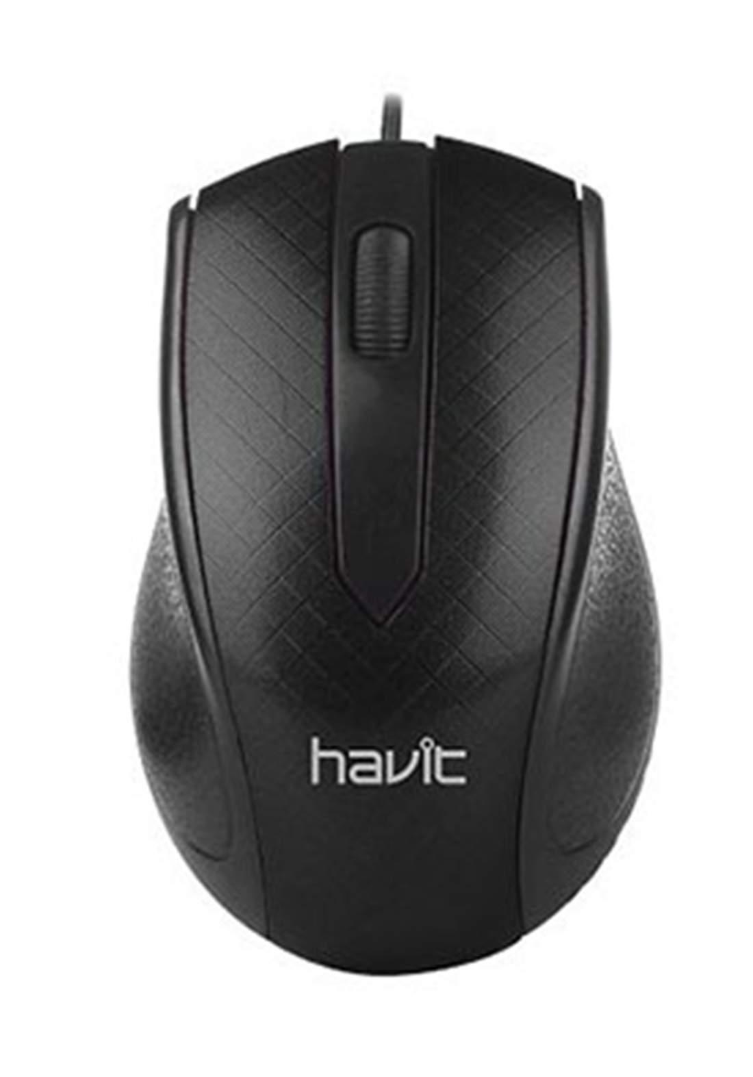 Havit Hv-Ms80 Usb Optical Mouse ماوس