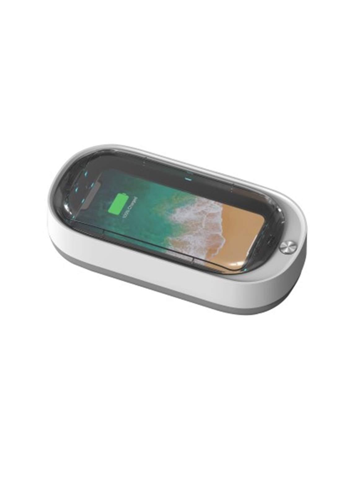 Havit HV-P10 UV Sterilizer Box with 15W Wireless Charger صندوق معقم مع شاحن لاسلكي