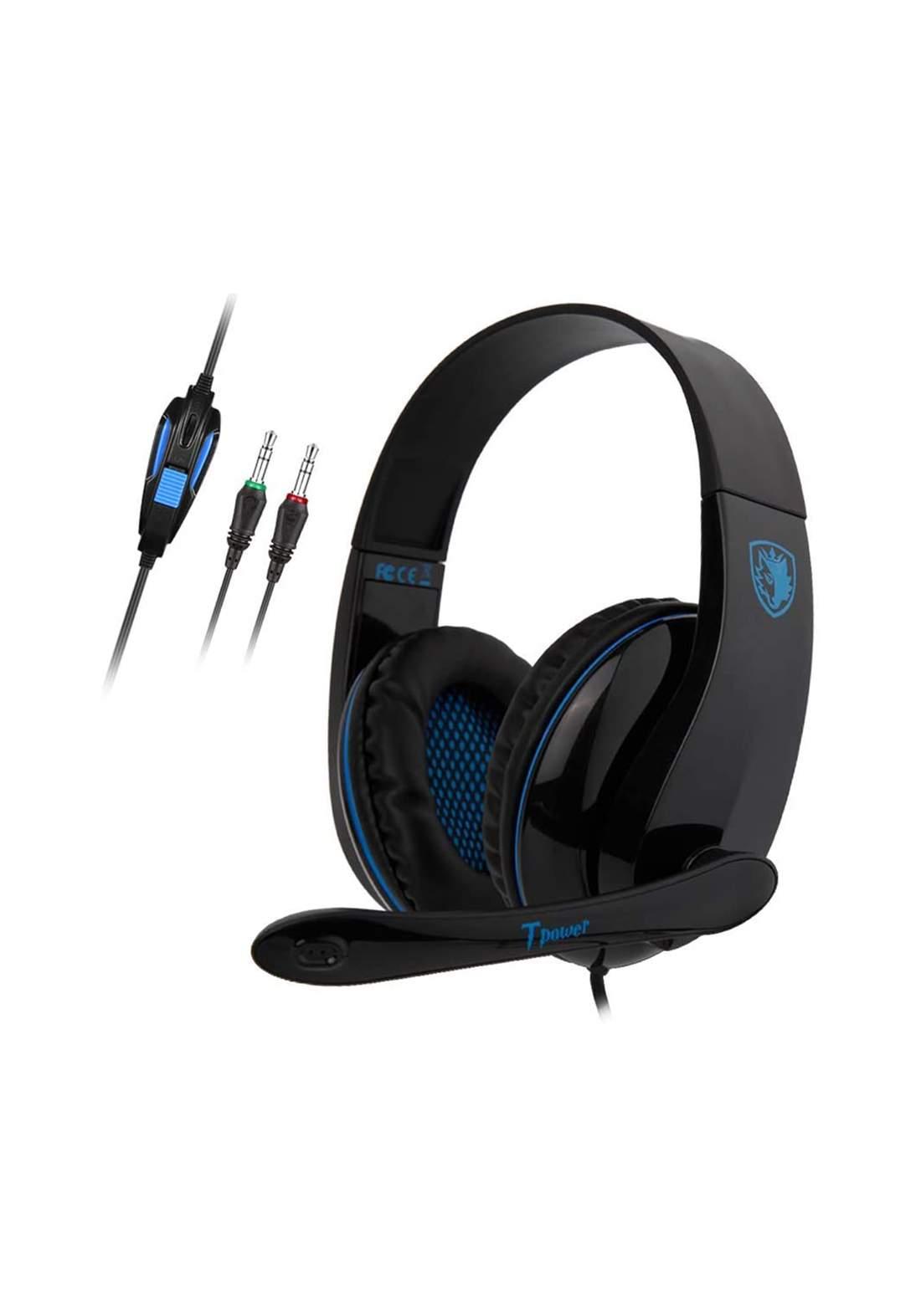 SADES T-Power SA-701 Gaming Headphones سماعة