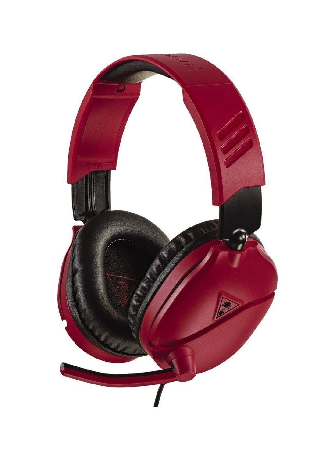 Turtle Beach Recon 70 gaming headset - Red  سماعة
