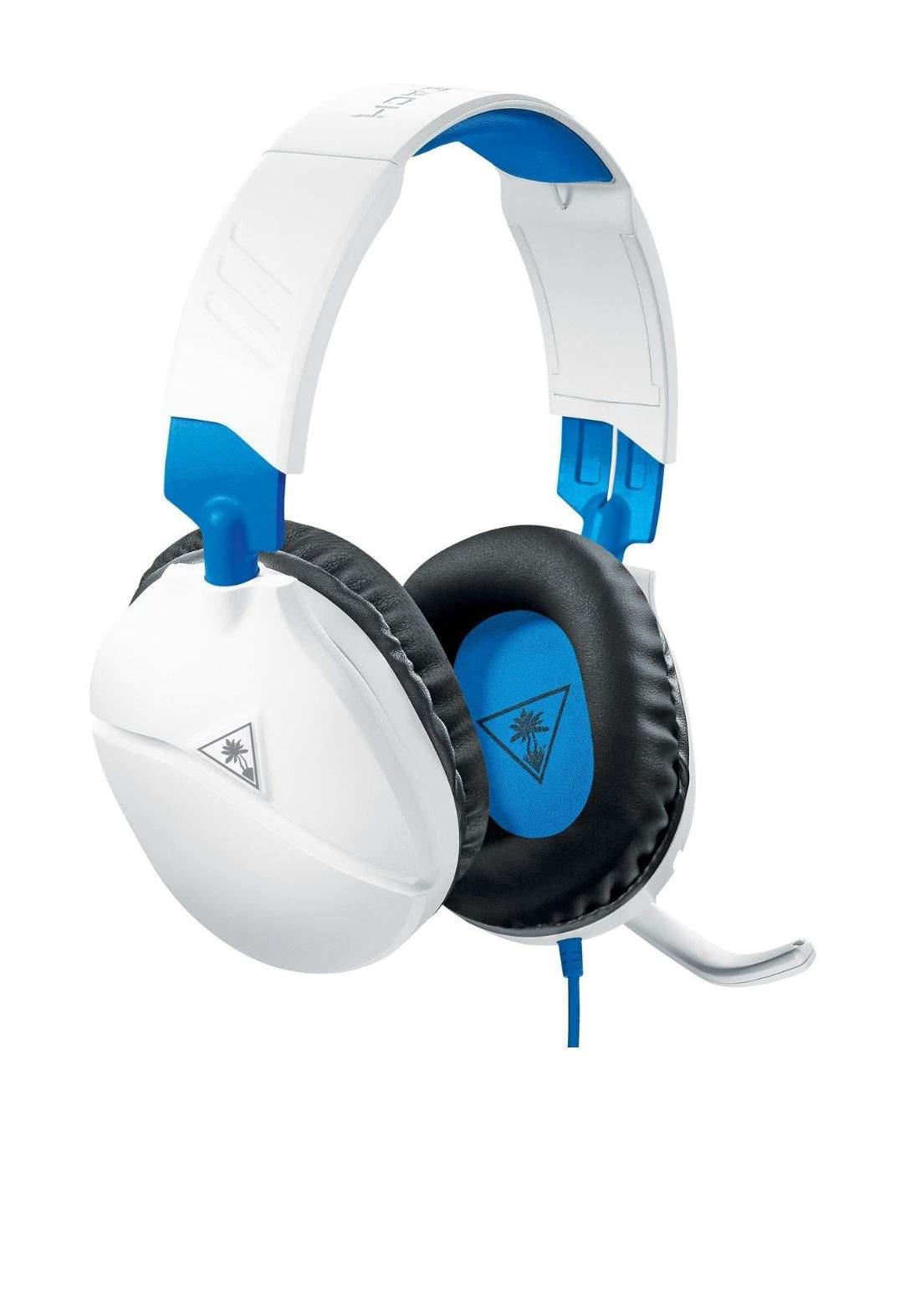 Turtle Beach Recon 70 gaming headset - White  سماعة