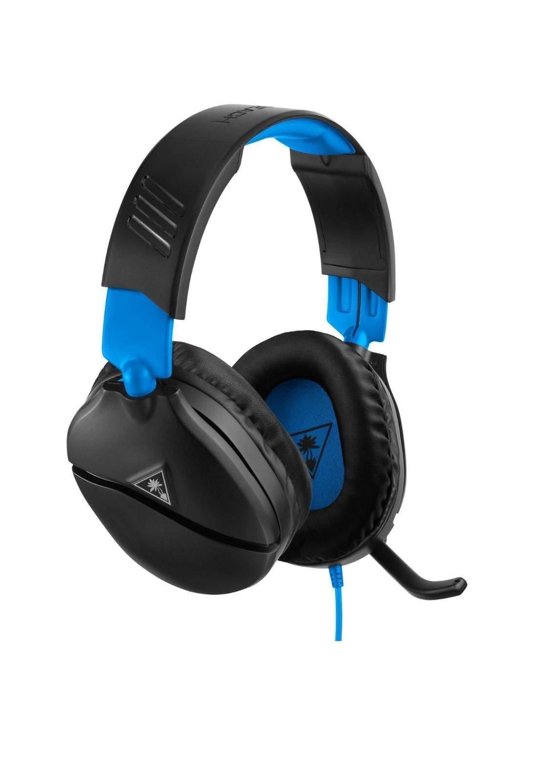 Turtle Beach Recon 70 gaming headset - Black  سماعة