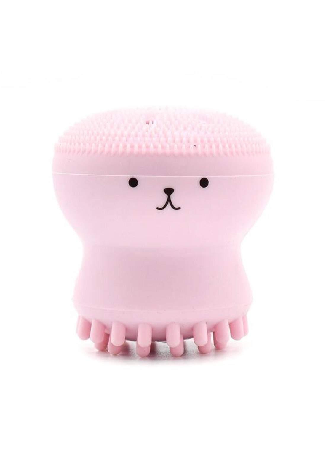 فرشاة سيليكون لتنظيف البشرة Etude House Jellyfish Silicon Brush