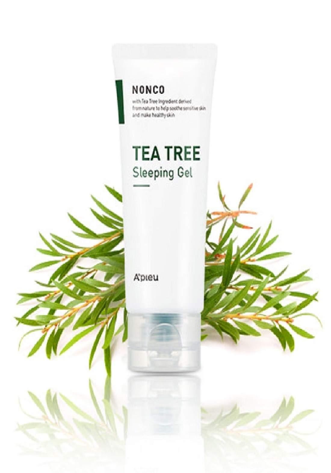 Apieu Tea Tree Gel جل شجرة الشاي لمعالجة حب الشباب من أبيو الكورية