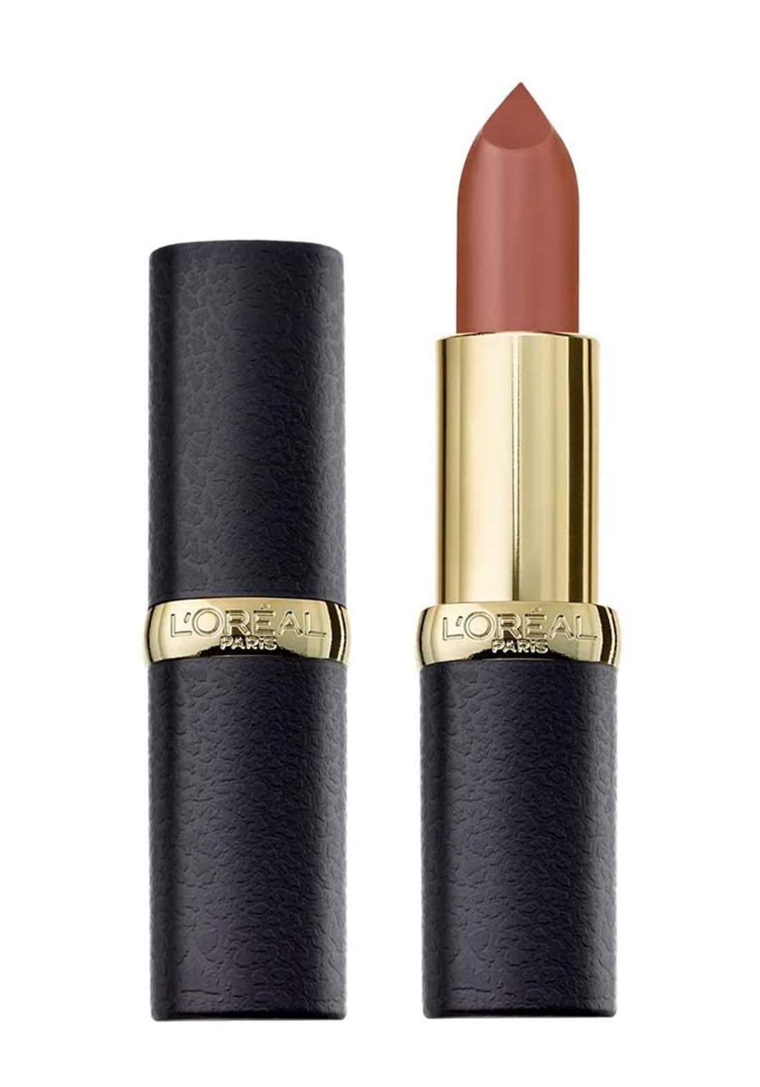 L'Oréal Paris Color Riche Matte Lipstick 636 Mahogany Studs (027-0852) احمر شفاه