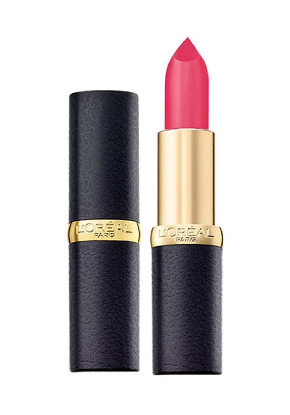L'Oréal Paris Color Riche Matte Lipstick 101 Candy Stiletto (027-0853) احمر شفاه