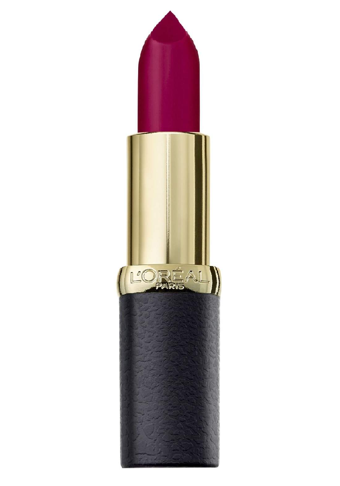 L'Oréal Paris Color Riche Matte Lipstick, 463 Plum Tuxedo (027-0857) احمر شفاه