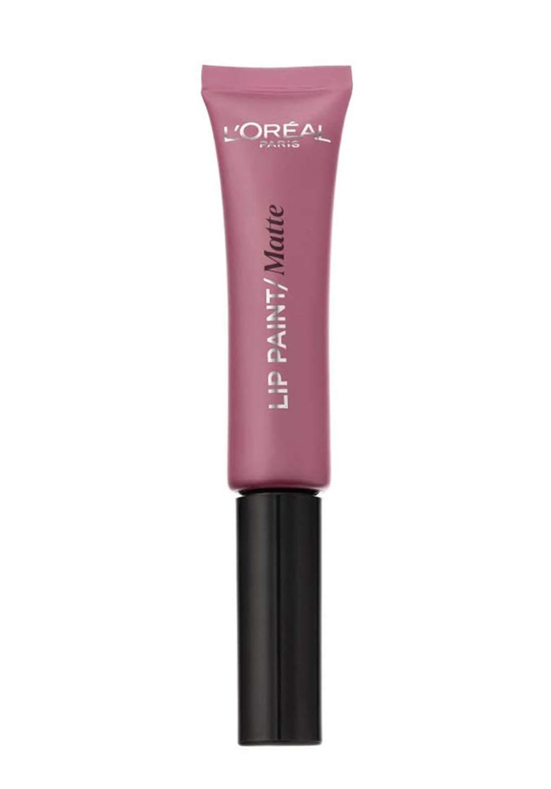 L'Oreal Paris Infallible Matte Lip Paint 212 Nude (027-0961) احمر شفاه