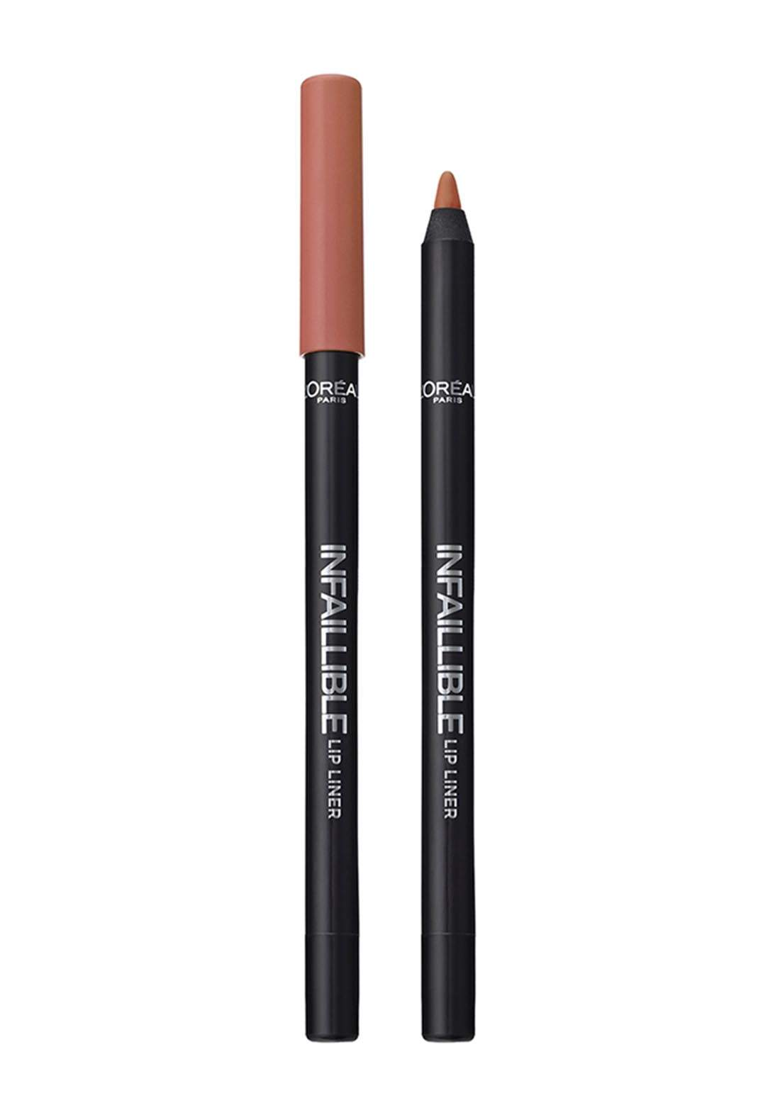 L'Oreal Paris Infallible Lip Liner 101 Gone with the Nude (027-0972) قلم محدد للشفاه