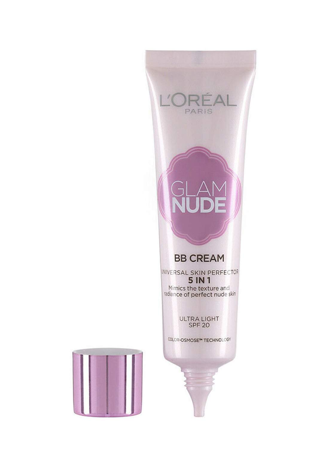 L'Oreal Nude Magique BB Cream 5 in 1 Light (027-0703)  بي بي كريم