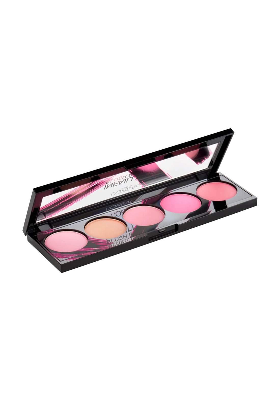 L'Oréal Infallible Blush Paint Palette Pinks (027-0846) احمر خدود