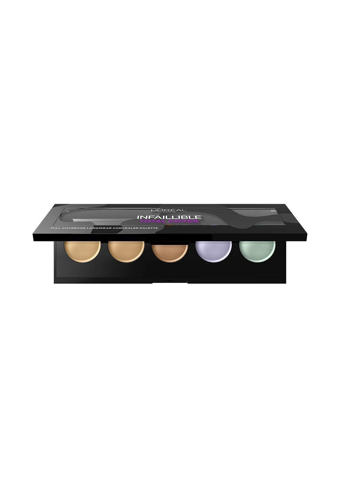 L'Oréal Infallible Total Cover Concealer Palette (027-0923) كونسيلر