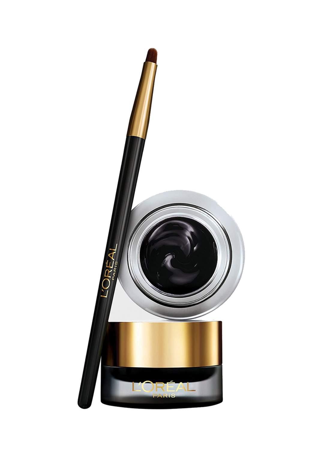 L'Oreal Super Liner Gel Intenza 01 Pure Black (027-0133) قلم محدد للعيون