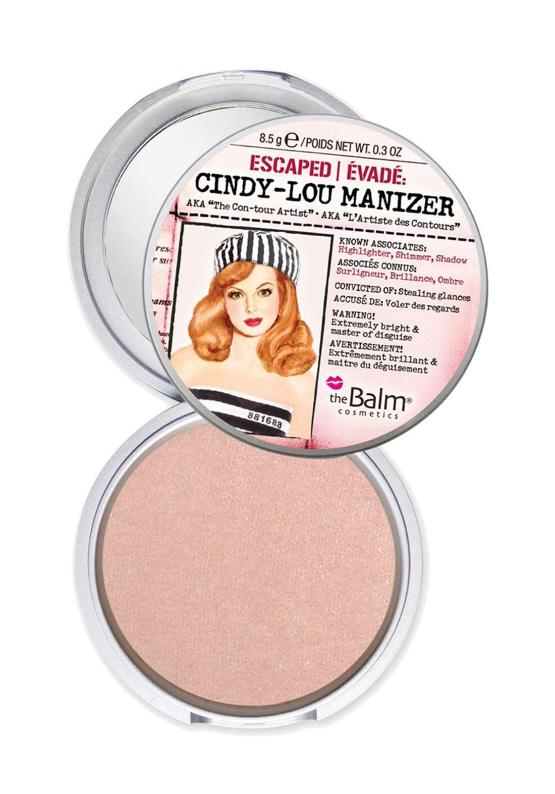 (299-0018)The Balm Cindy-Lou Manizer Highlighter اضاءة