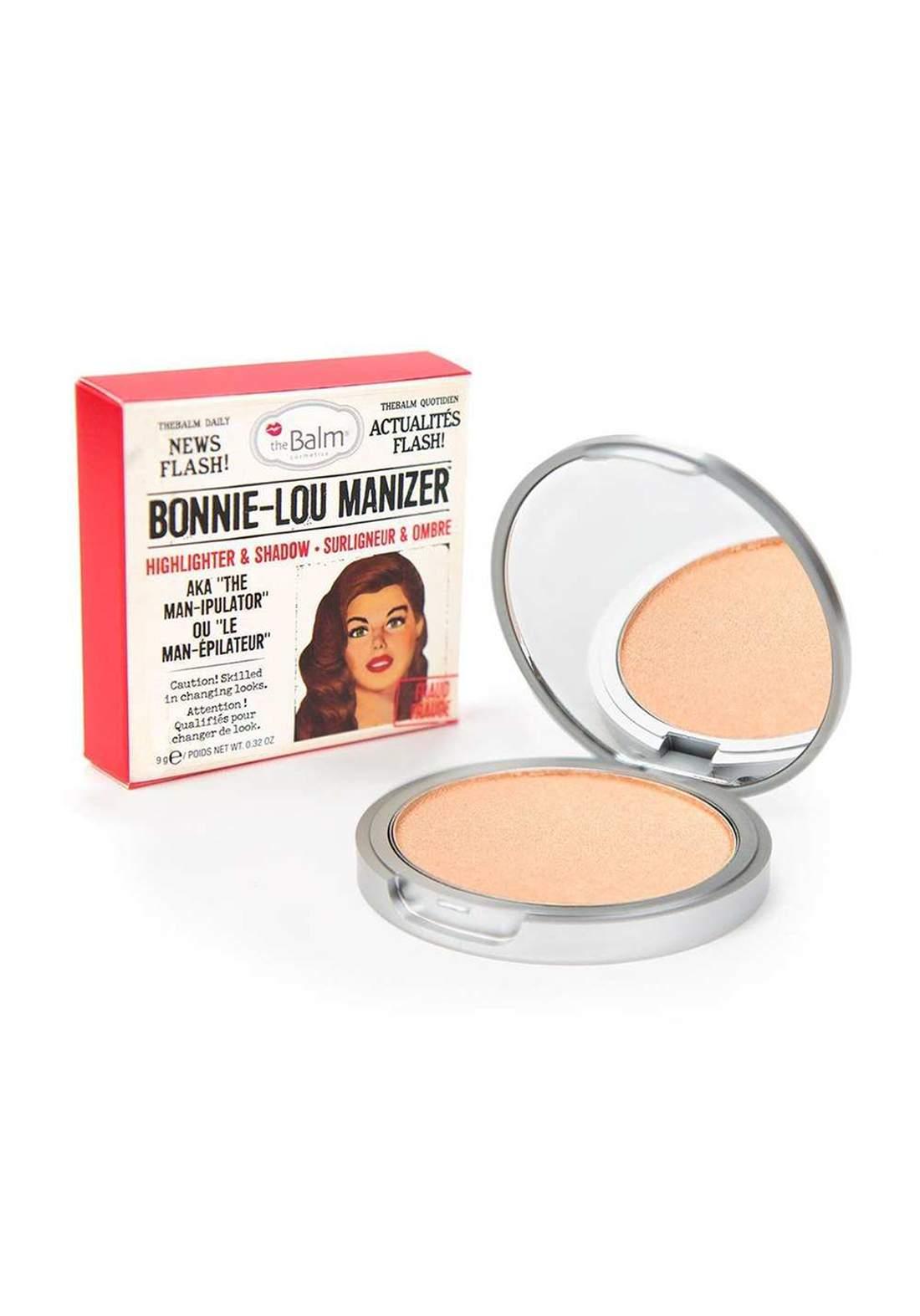 (299-0289)The Balm Bonnie Lou Manizer Highlighter هايلايتر