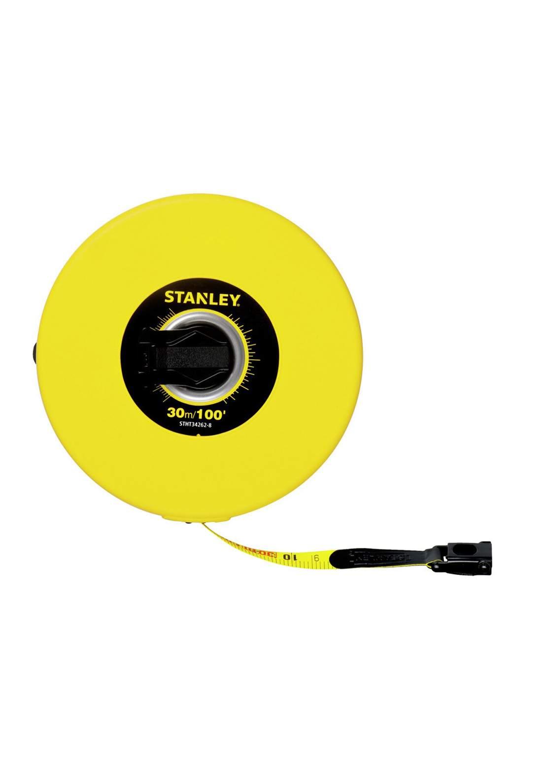 Stanley STHT34795-8 Measuring Tape 60M x 10mm فيتة(شفرة من الألياف الزجاجية  60 م)