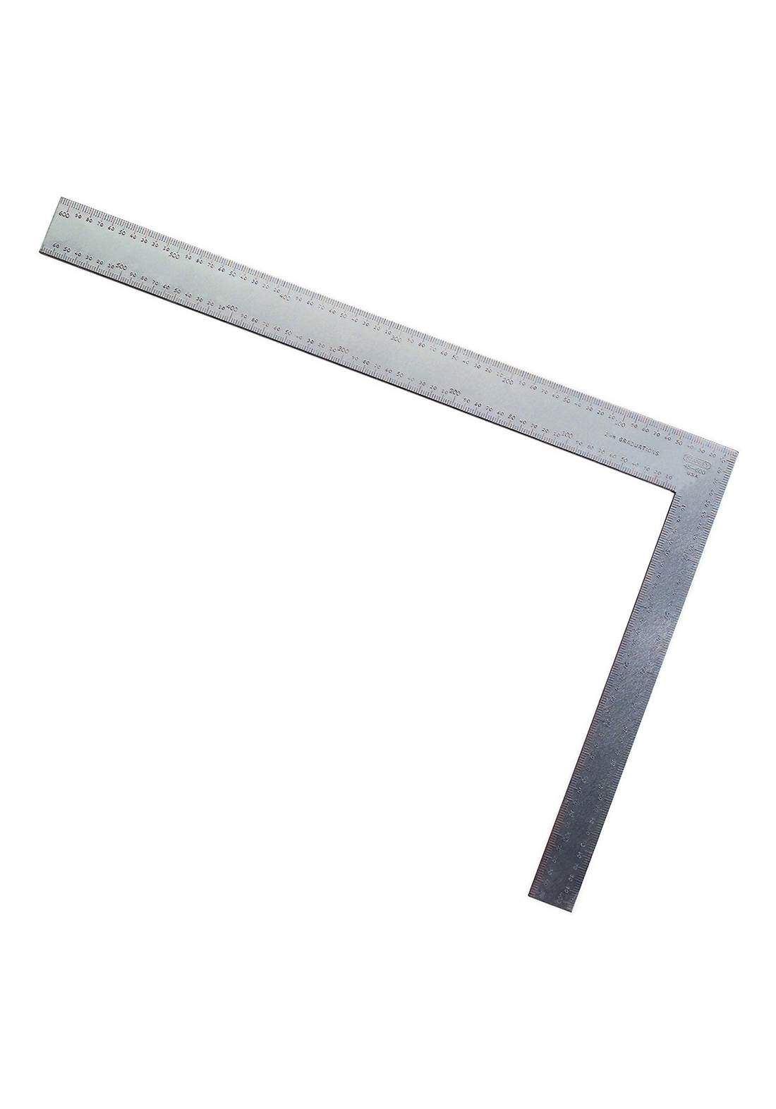 Stanley 45-600 Steel Square Aluminum Handle 400mm كونيه
