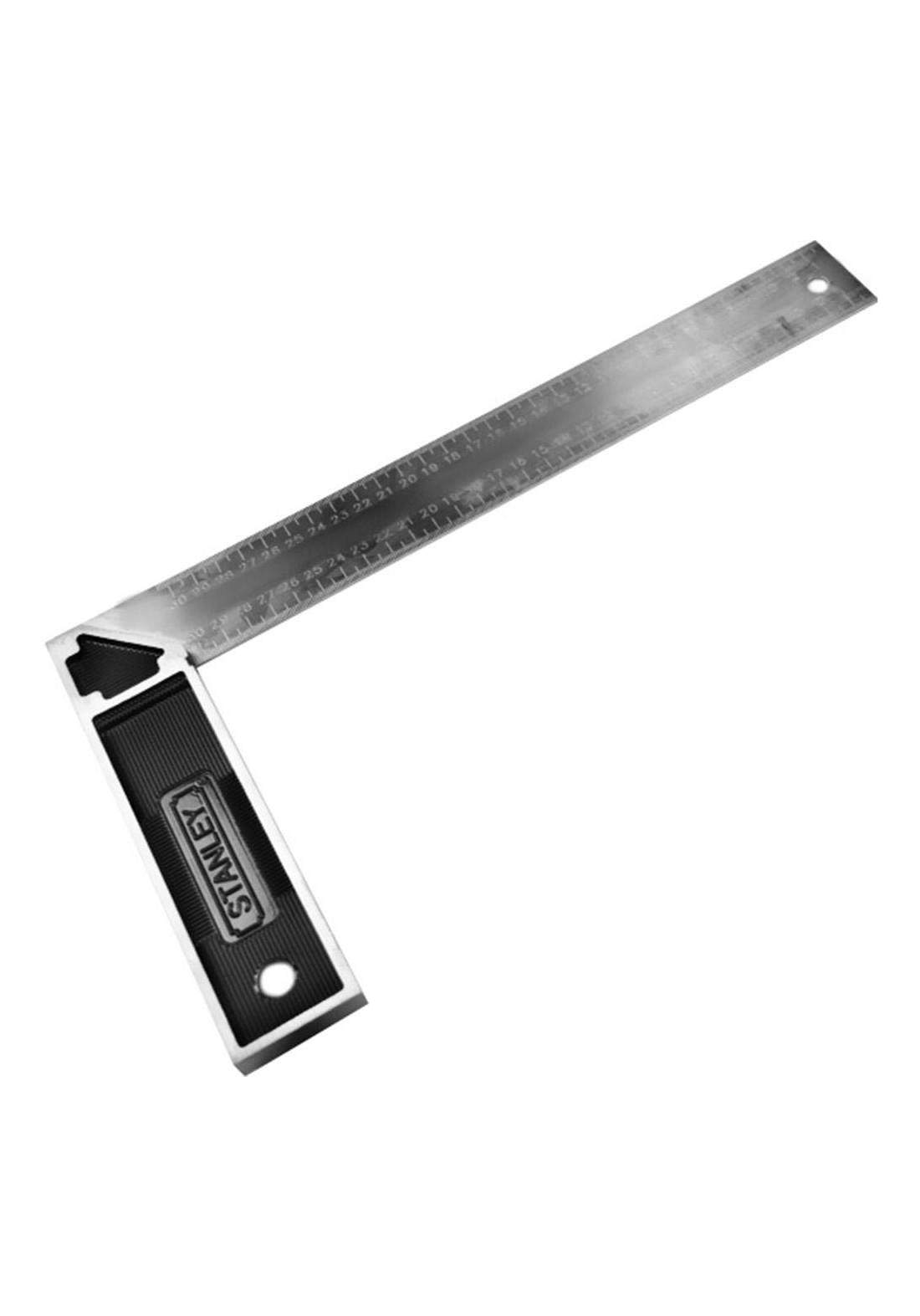 Stanley E-46536 Steel Square Aluminum Handle 300mm