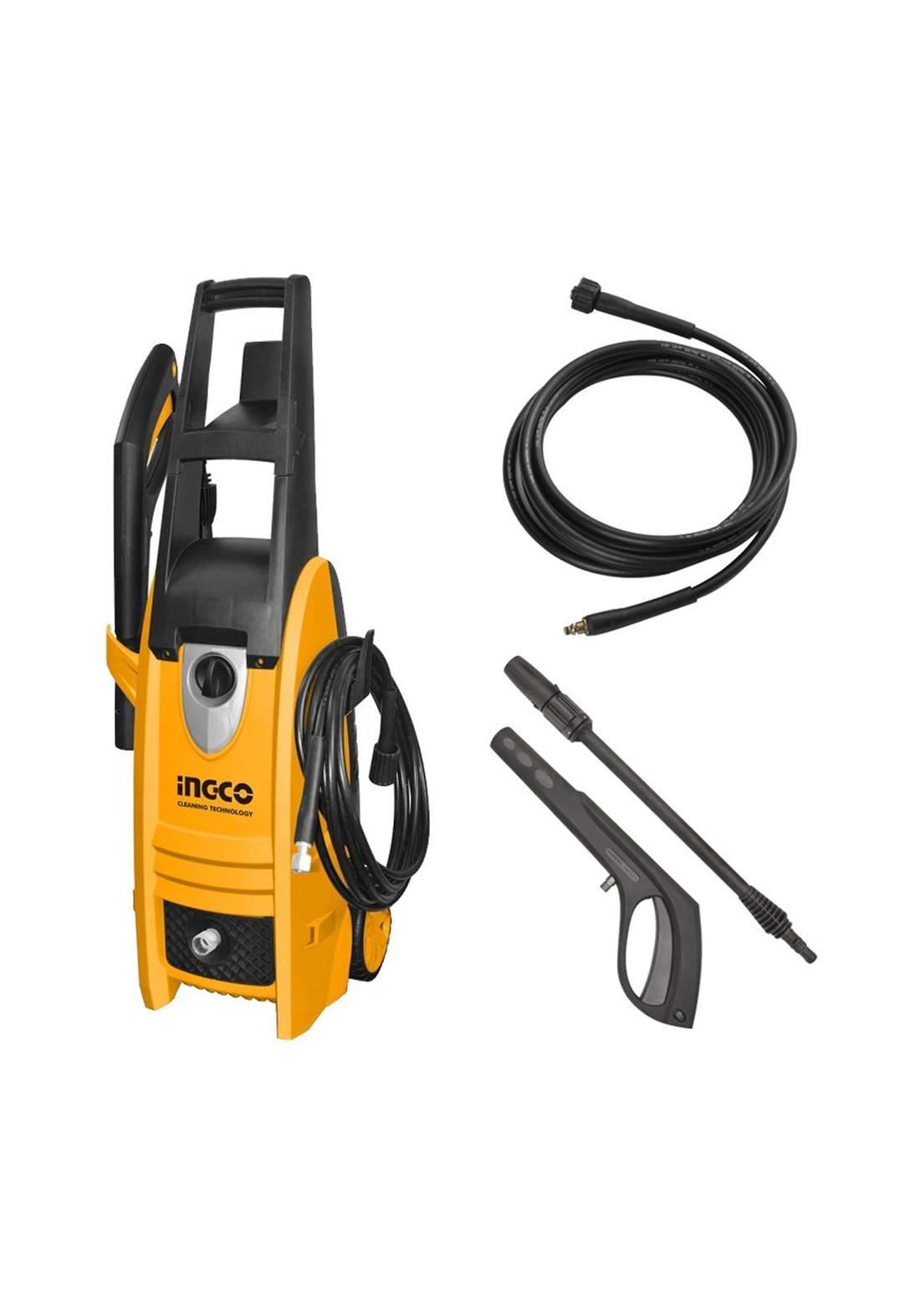 Ingco Hpwr 15002 High Pressure Washer ماكنة غسل 1500 واط