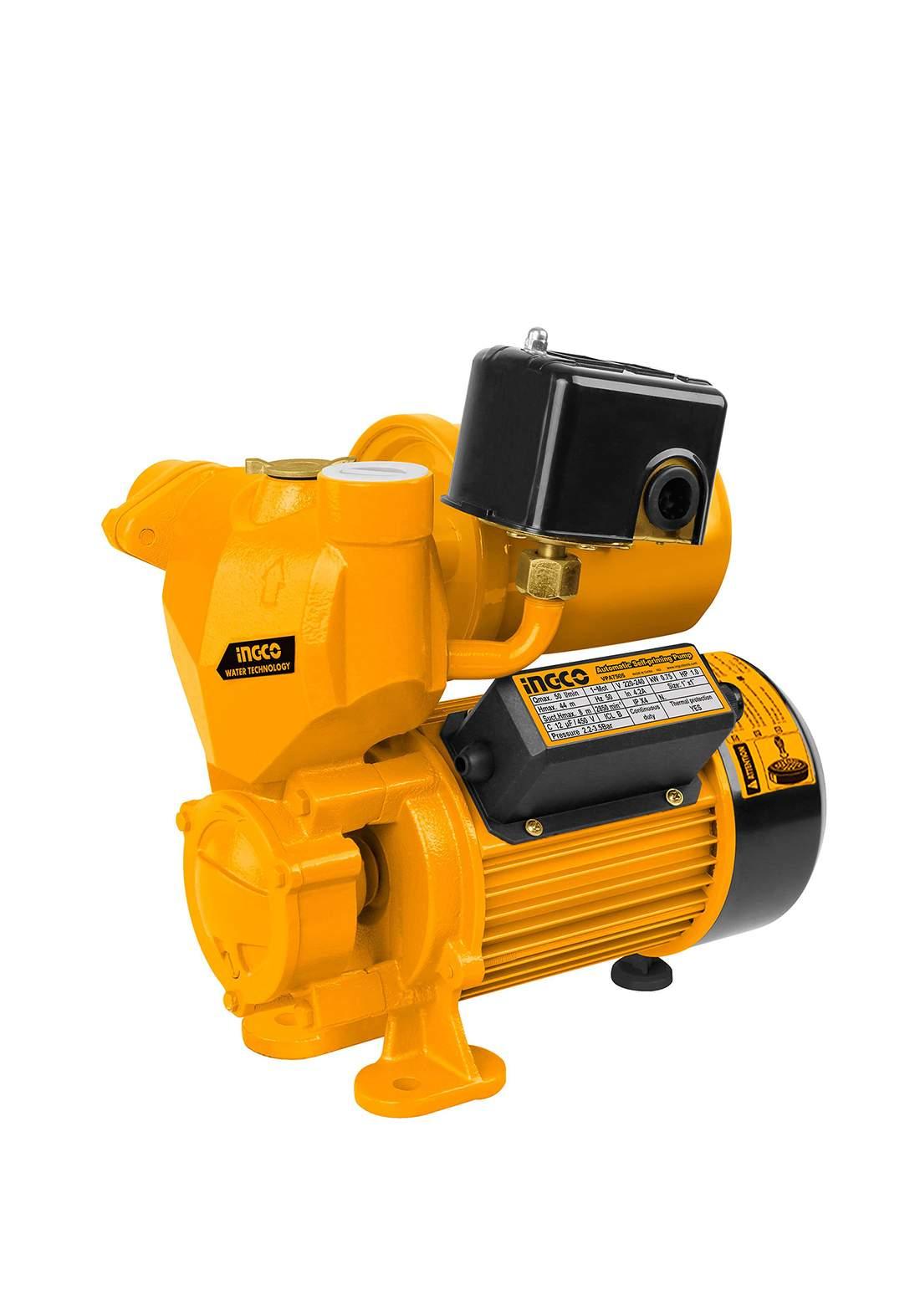 Ingco VPA7505 Water Pump  ماطور بوستر 1 حصان