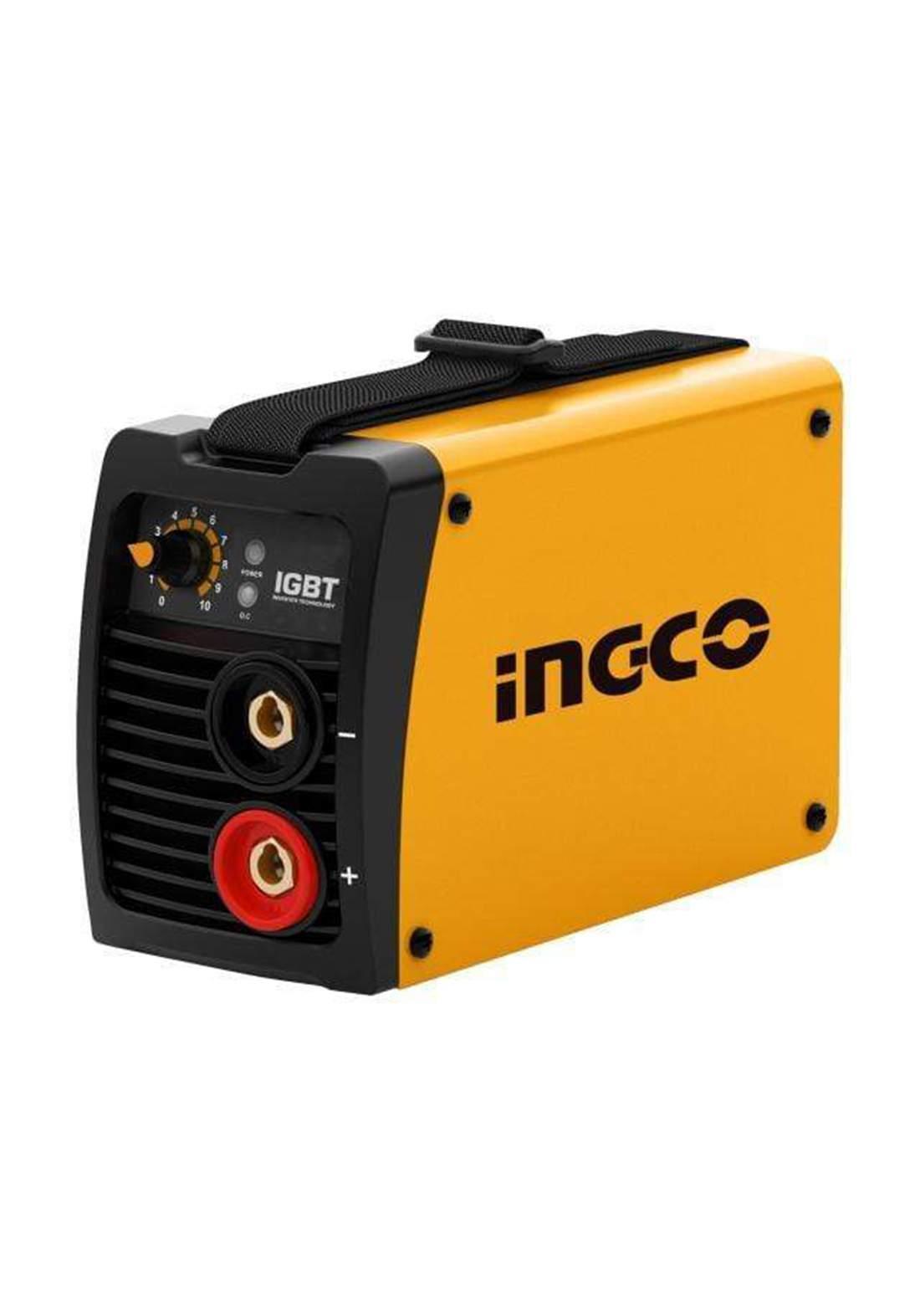 Ingco  ING-MMA1805 Inverter MMA Welding Machine 180 AMP  ماكنة لحام 180امبير