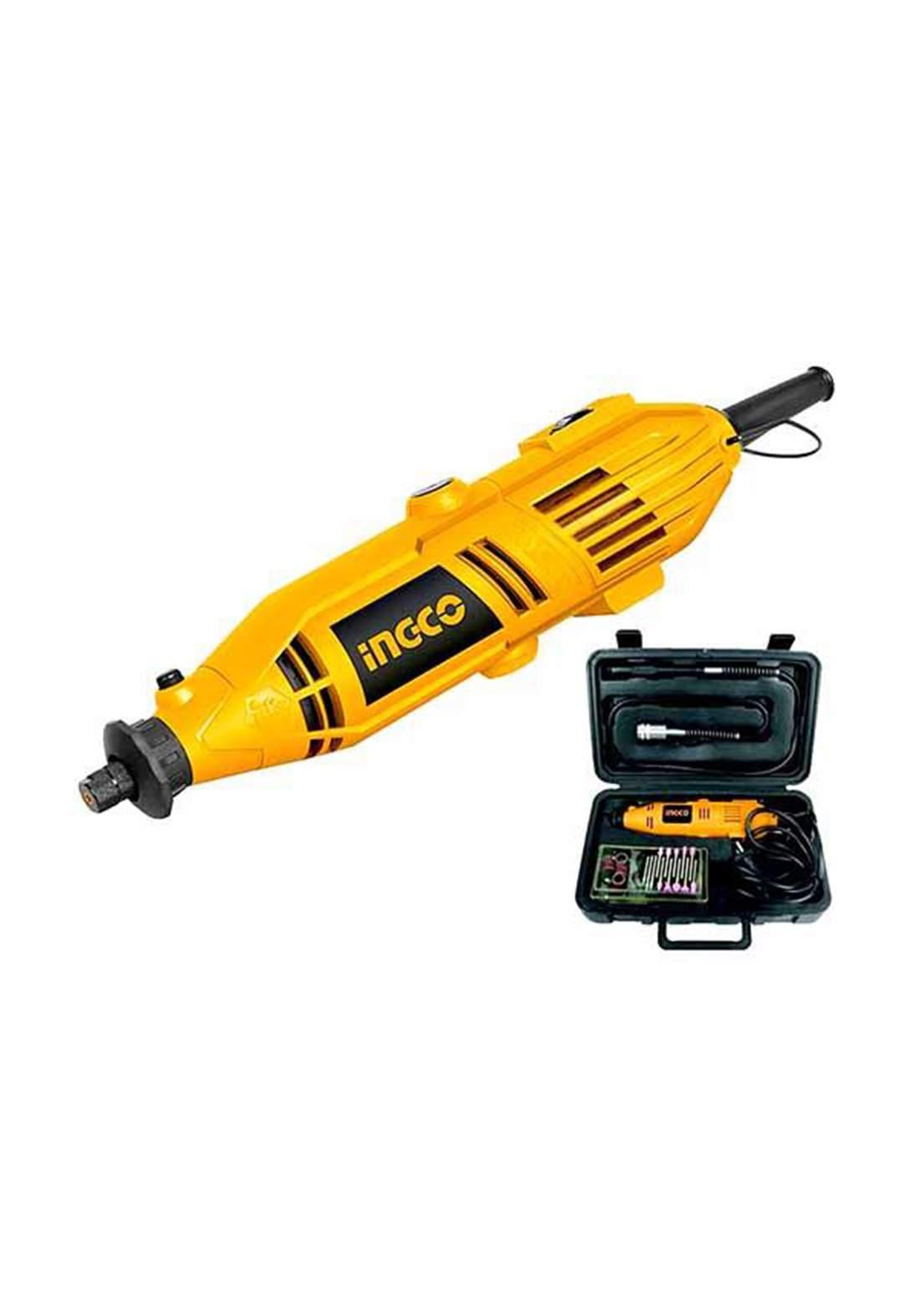 Ingco Mg1308 Mini Drill Kit  فرطونة 130 واط