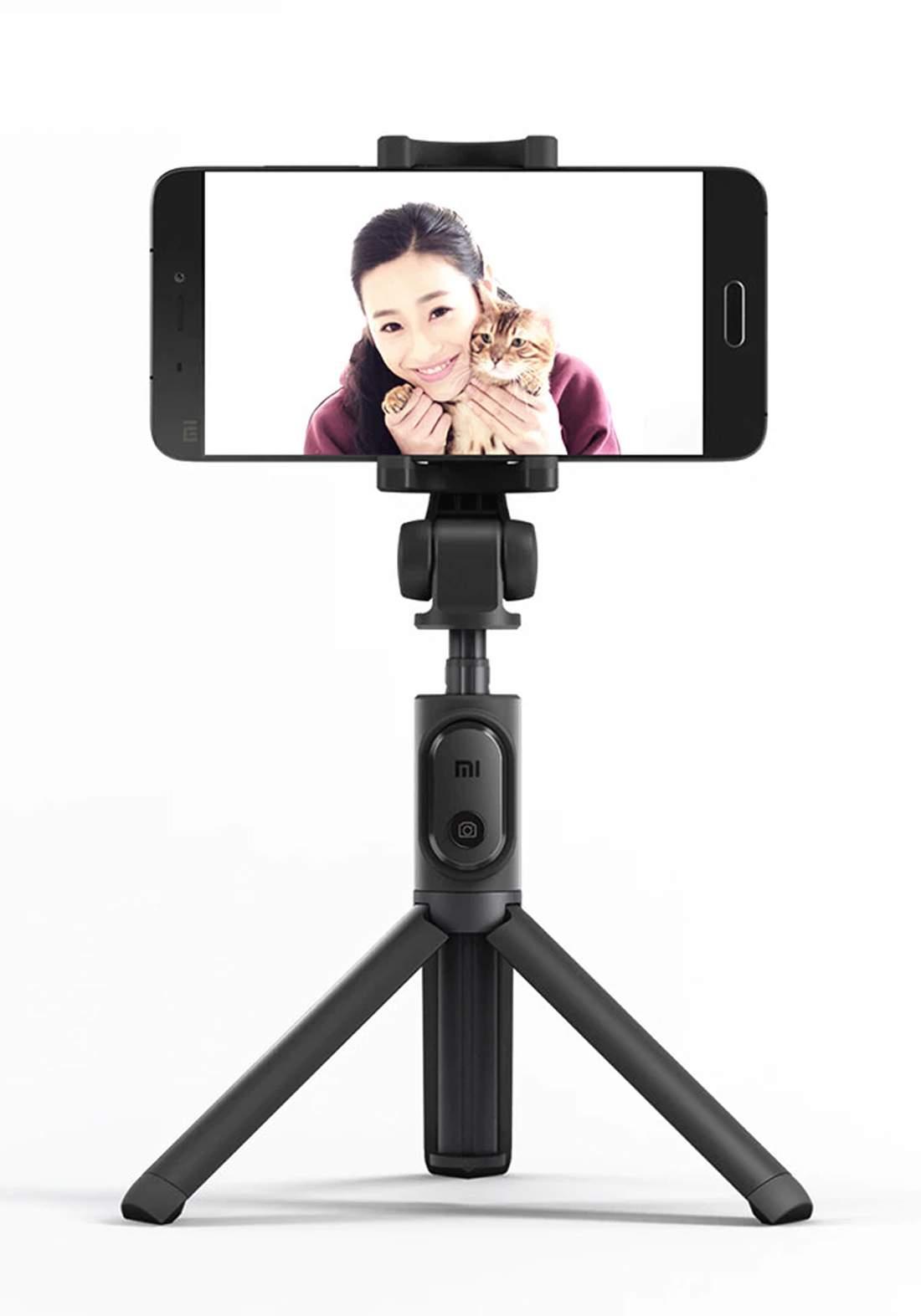 Xiaomi Mi Selfie Stick Tripod Black عصى سيلفي ثلاثية
