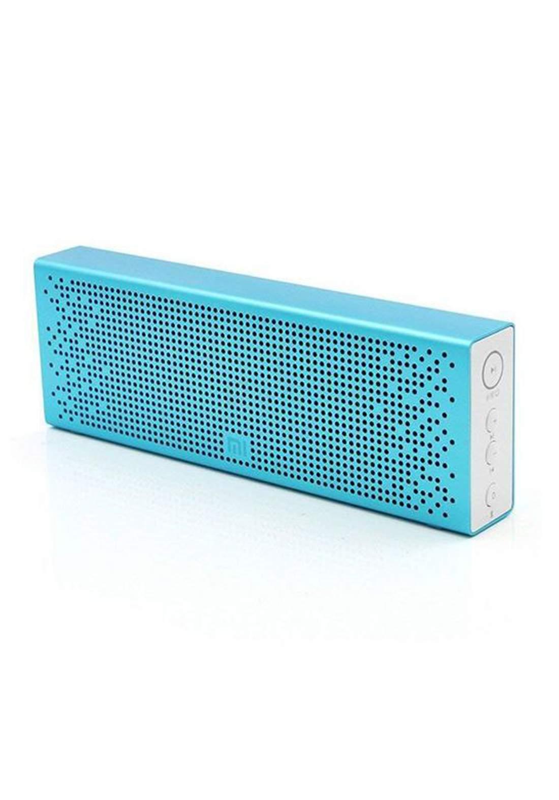 Xiaomi Mi Bluetooth Speaker Blue مكبر صوت
