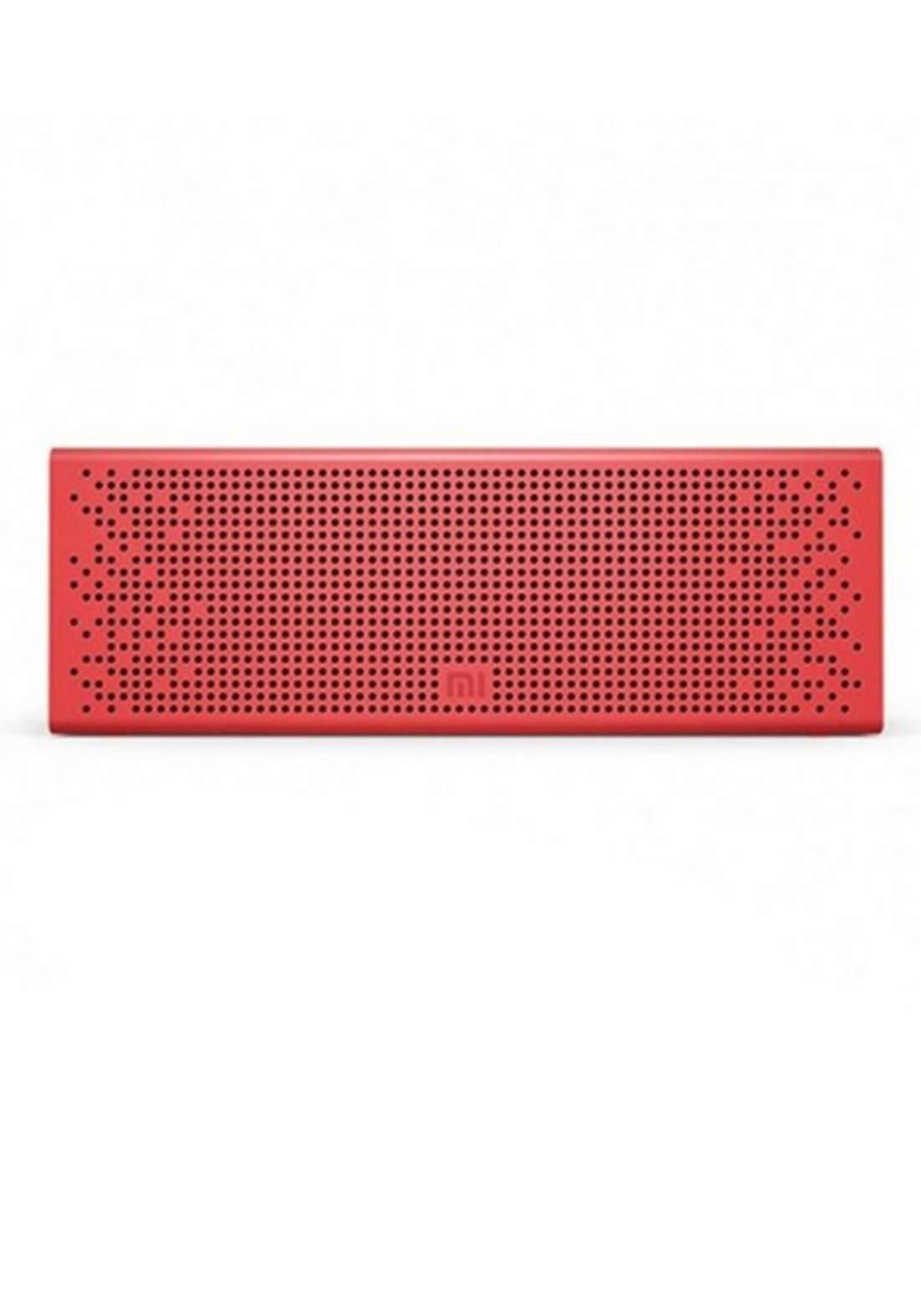 Xiaomi Mi Bluetooth Speaker Red  مكبر صوت