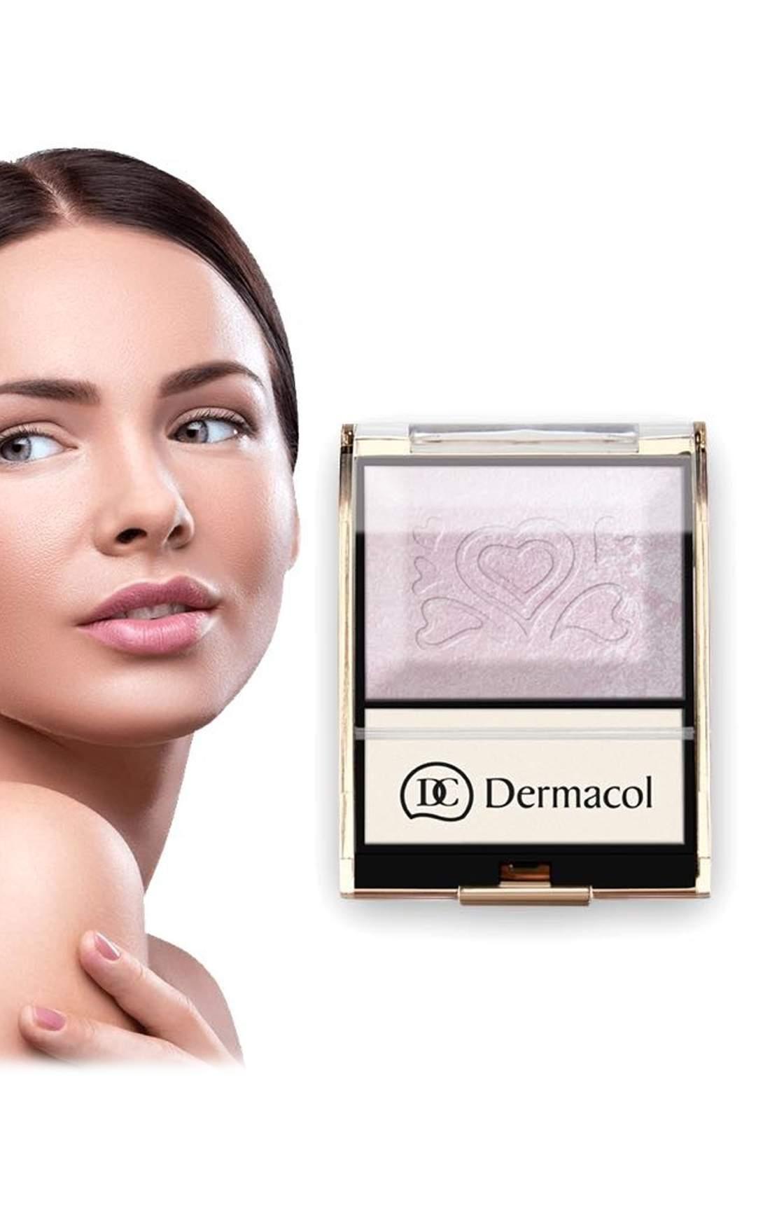 Dermacol Iluminating palette  باليت اضاءة للوجه