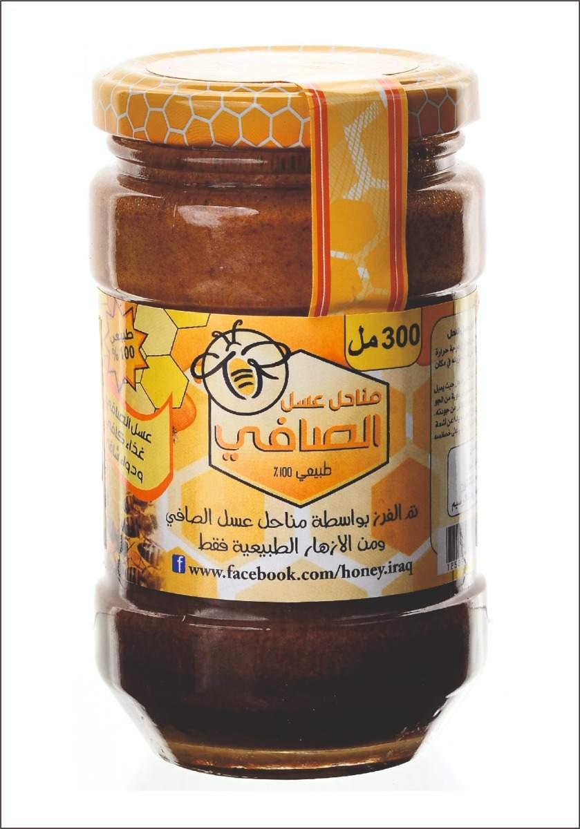 خلطة الاسد للرجال Wild Jujube Honey Mix 300Ml