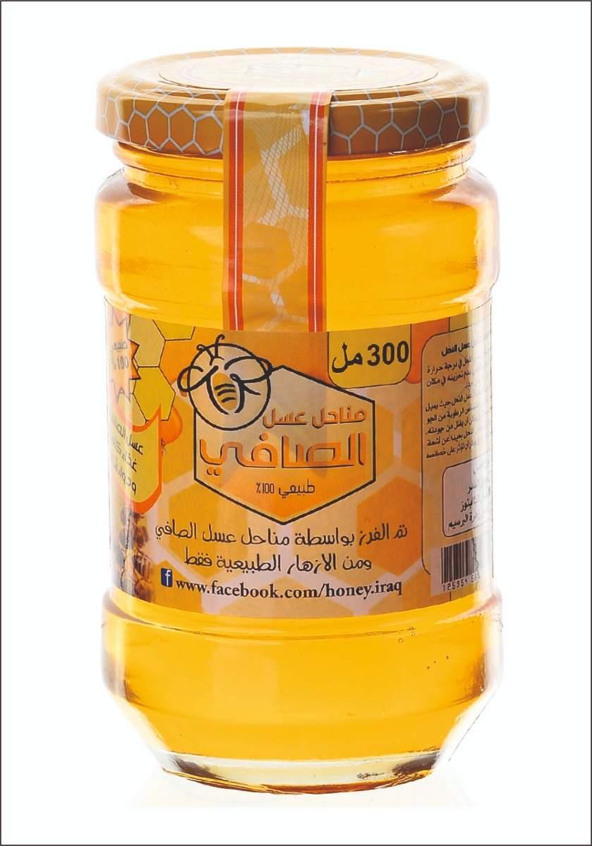 عسل ازهار اشجار الكالبتوز Eucalyptus Honey 300Ml