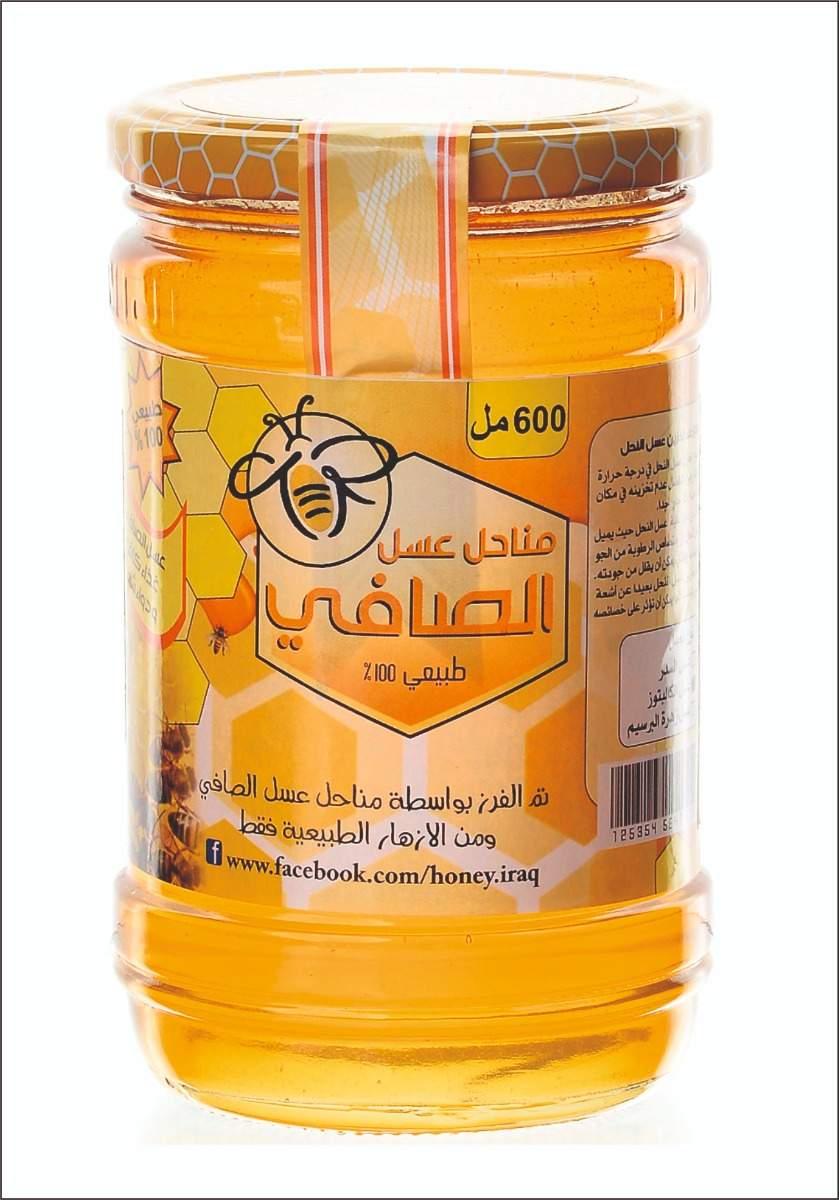 عسل ازهار اشجار الكالبتوز  Eucalyptus Honey 600Ml