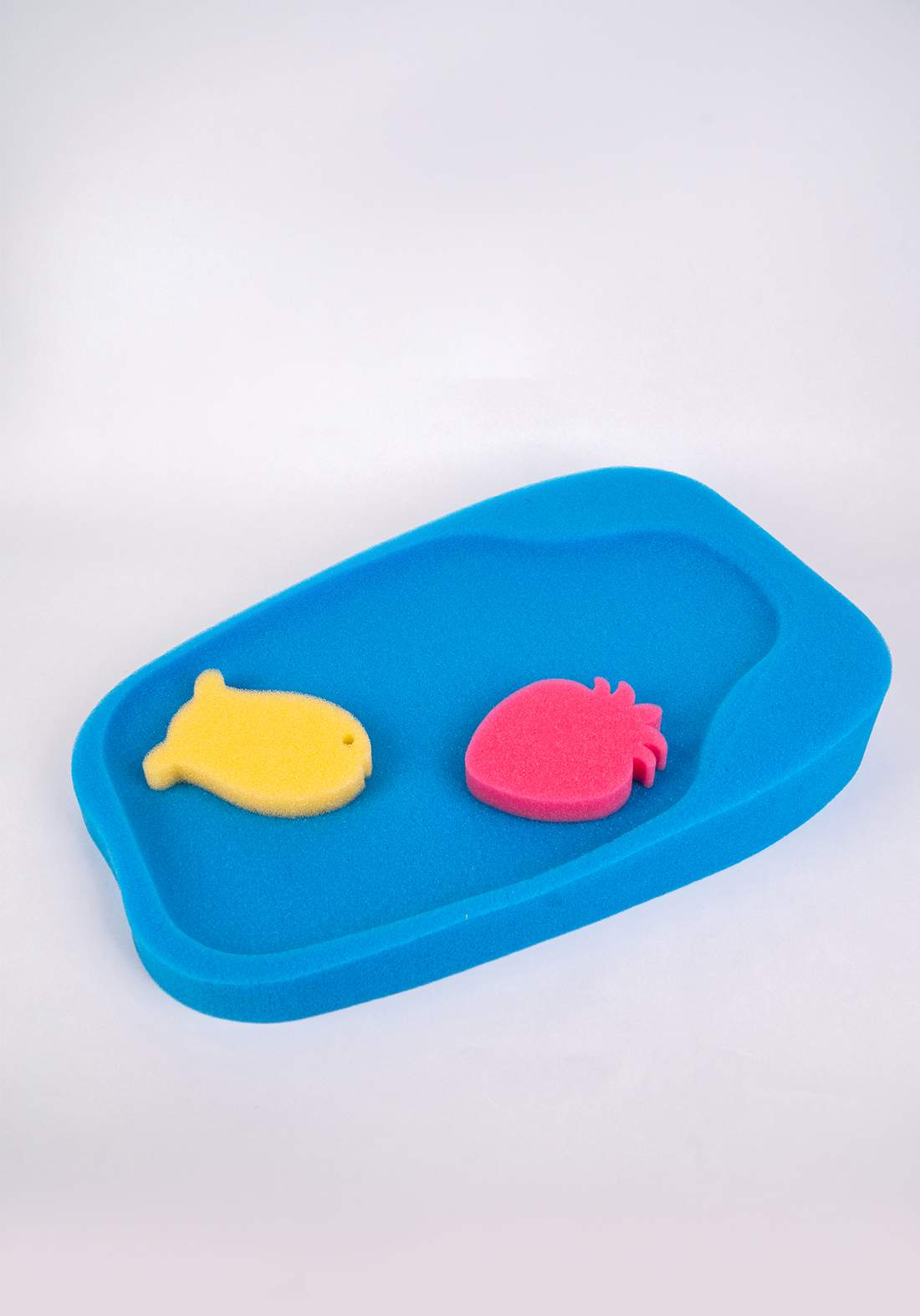 KD Group Baby Tub Sponge اسفنج لحوض الأستحمام
