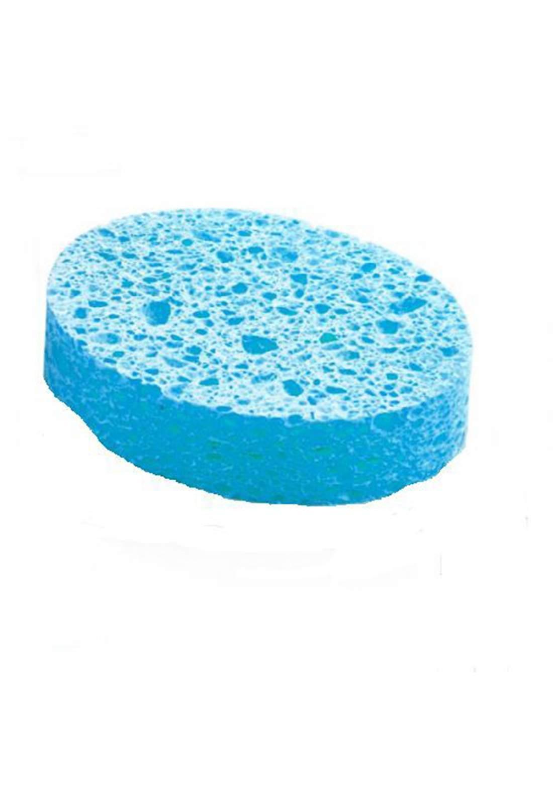 KD Group Natural Bath Sponge  Blue أسفنجة استحمام للاطفال