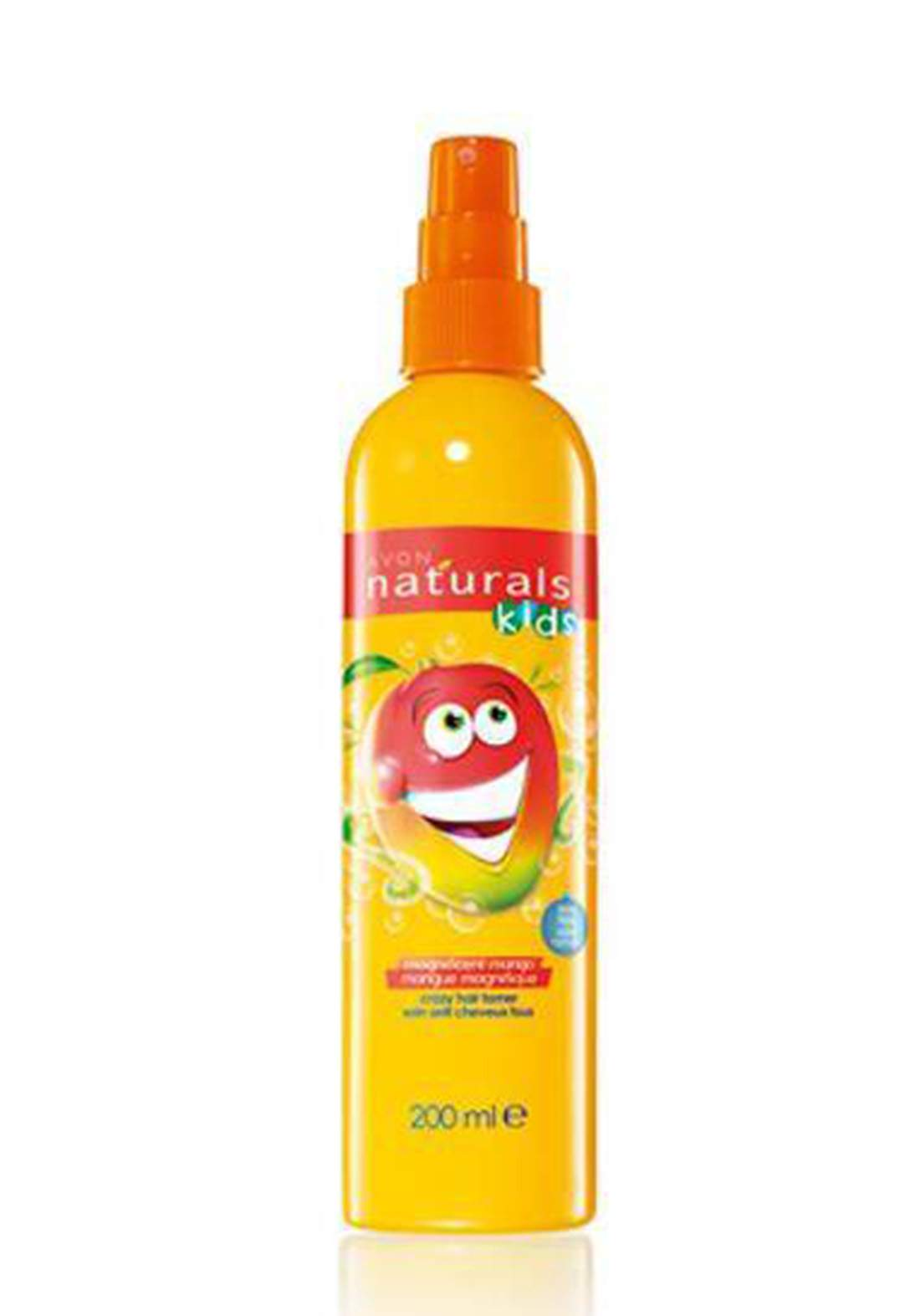 (1577000)Naturals Spray For Frizzy Hair Mango Scent 200 Ml سبريه للشعر