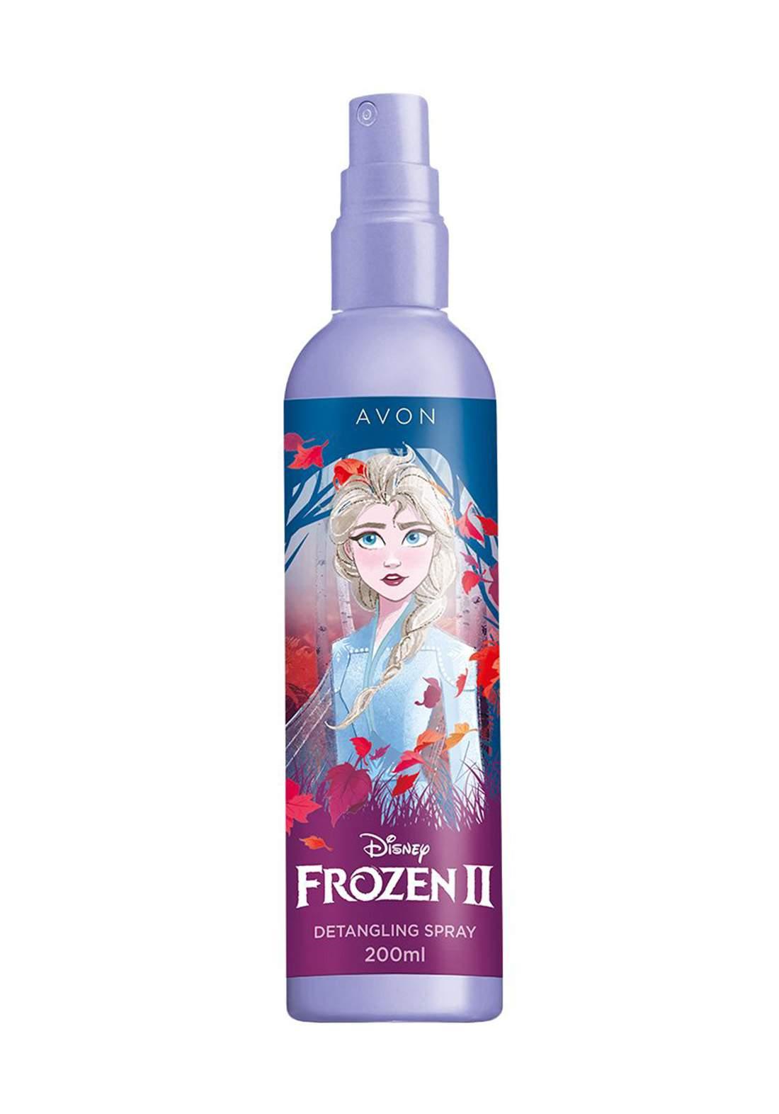 (6983400)Avon Disney Hair Spray For Kids 200 ml سبريه شعر للأطفال