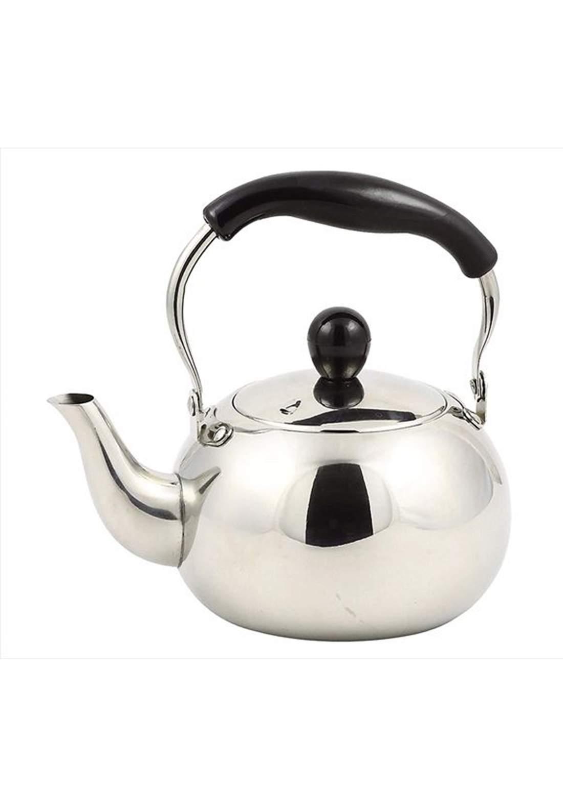 ابريق شاي من بيرل ميتال 1 لتر