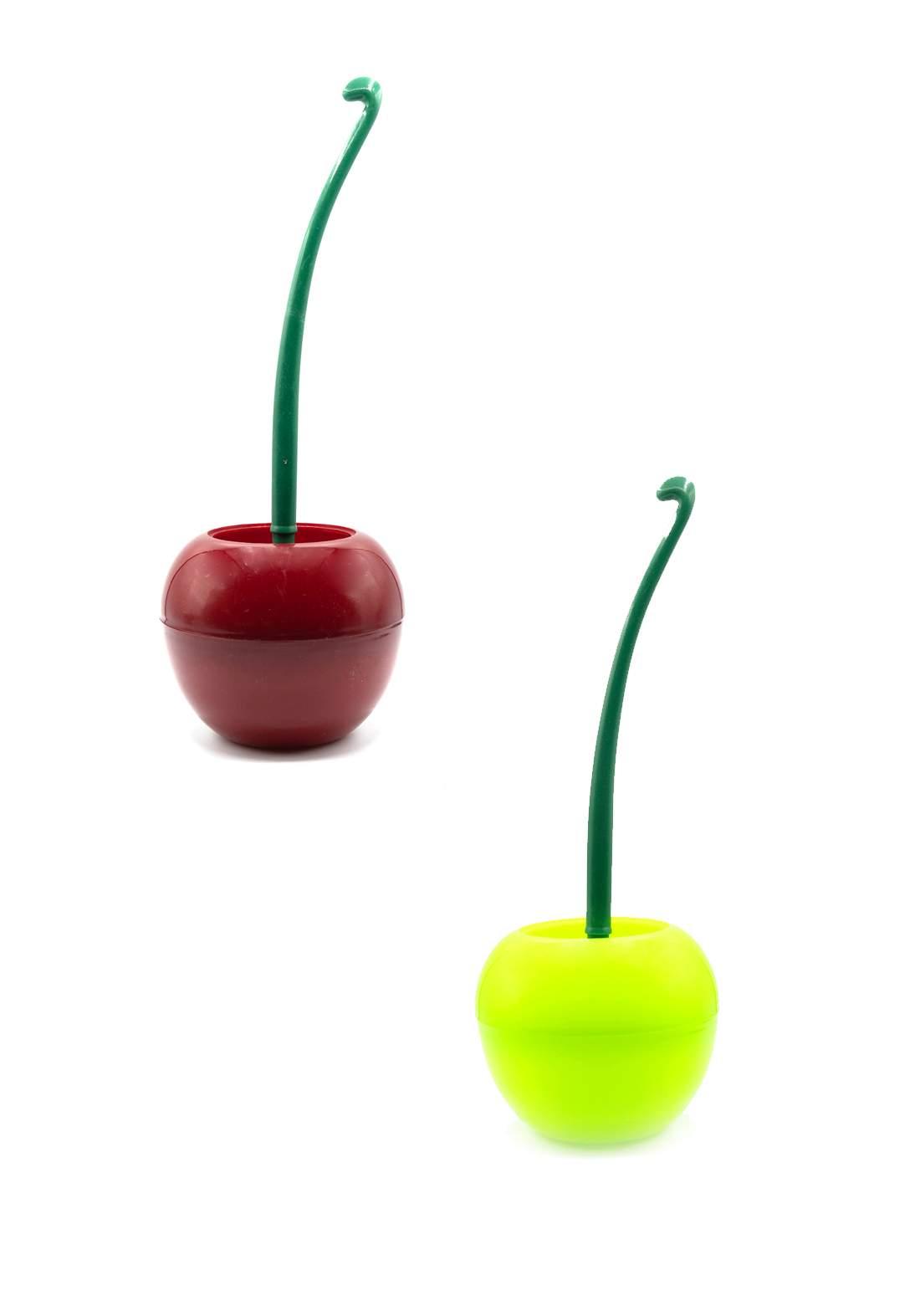 فرشة تنظيف الحمام - التفاحة