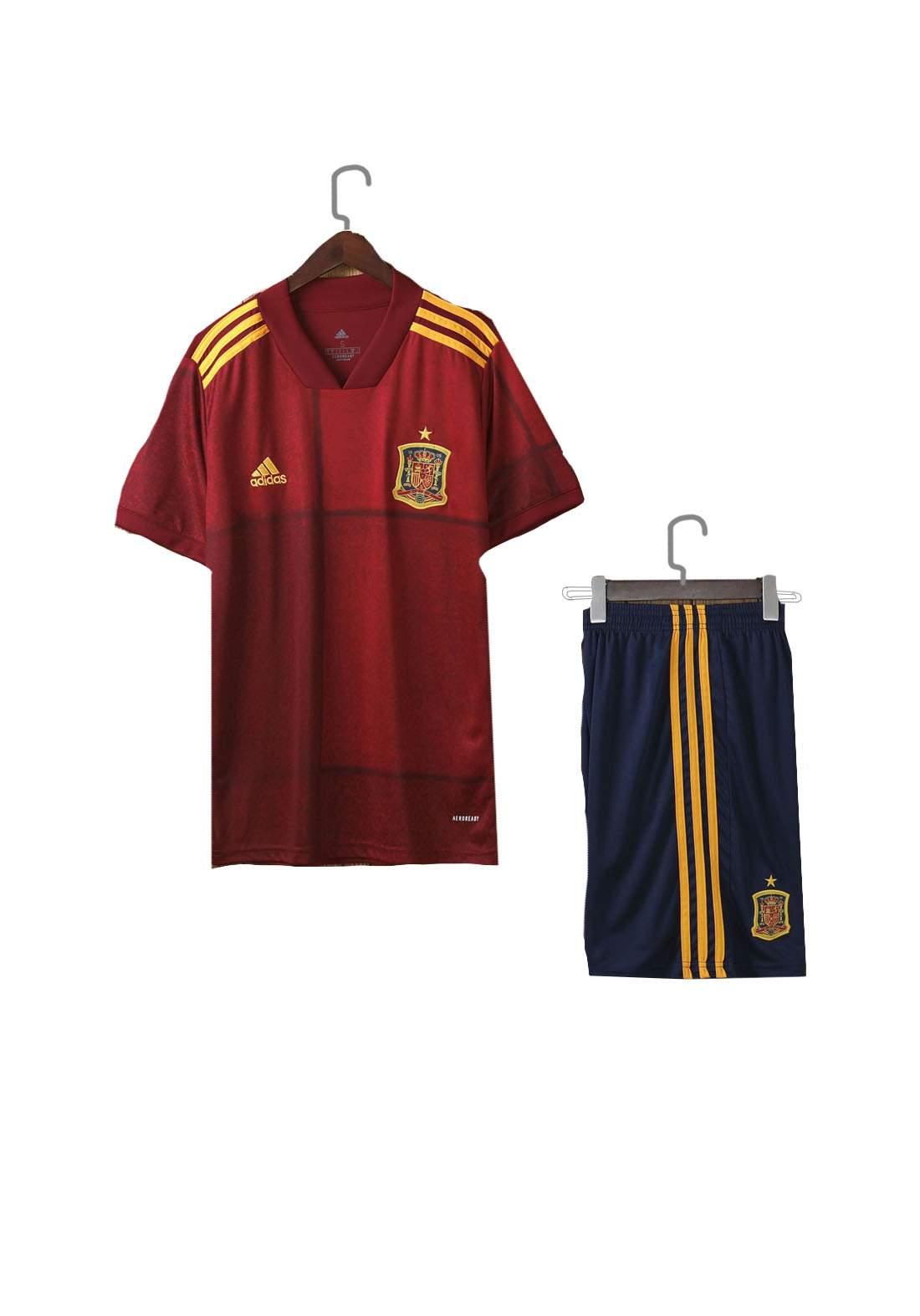دريس رياضي رجالي Spain احمر اللون