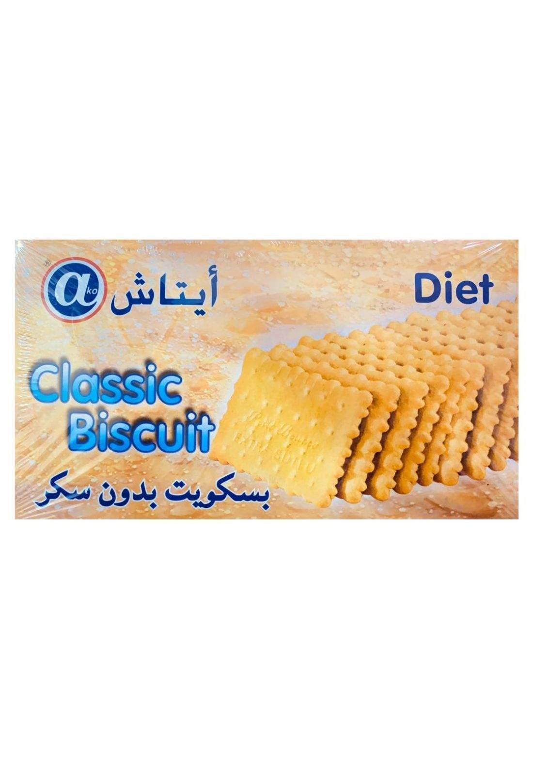 Classic Sugar-free Biscuits إيتاش بسكويت بدون سكر