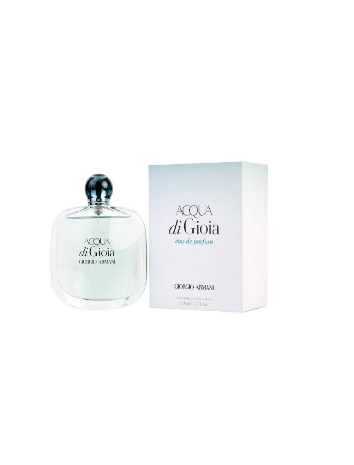 Giorgio Armani Acqua di Gioia Eau de Parfum For Women 100 ml عطر نسائي