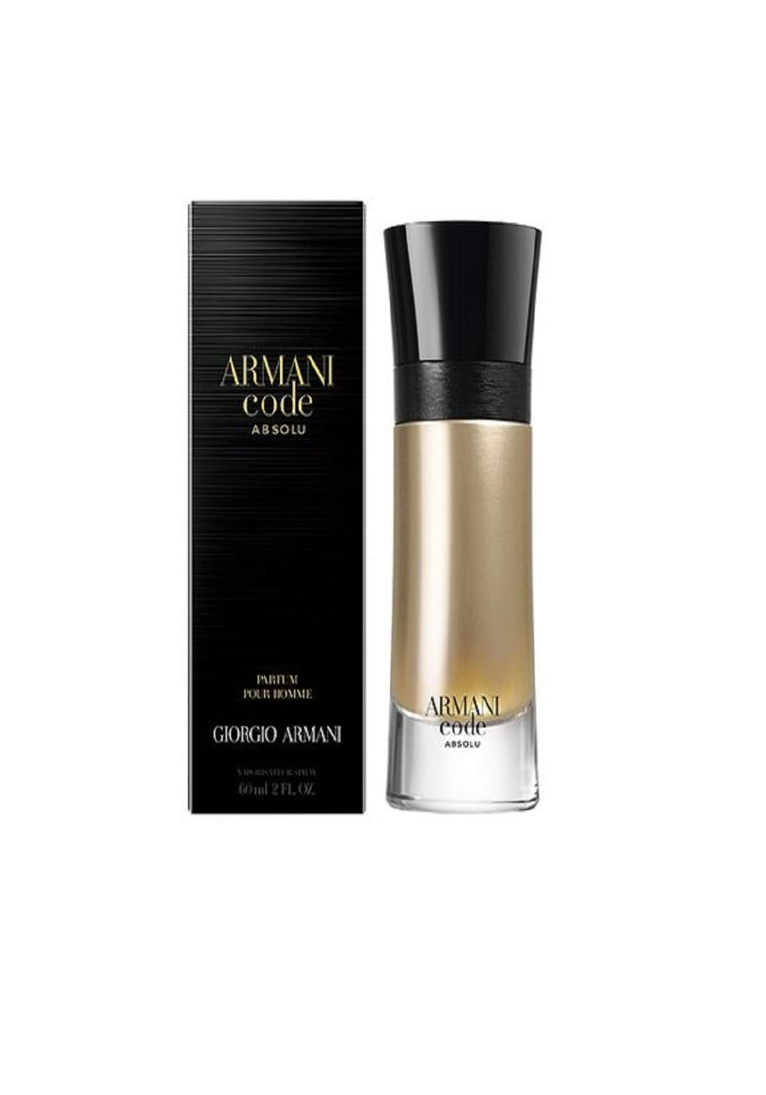 Giorgio Armani Code Absolu Eau De Parfum For Men 60 ML عطر رجالي