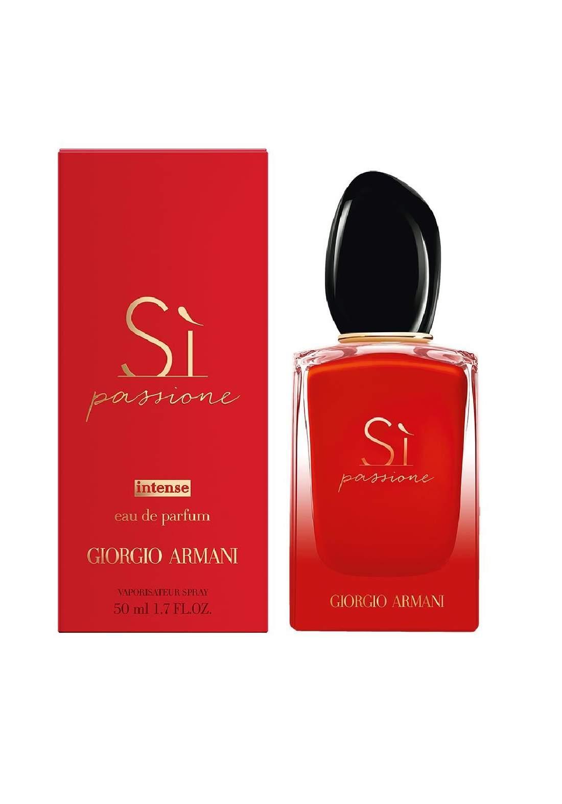 Giorgio Armani Si Passione Intense EDP For Women 50ml  عطر نسائي