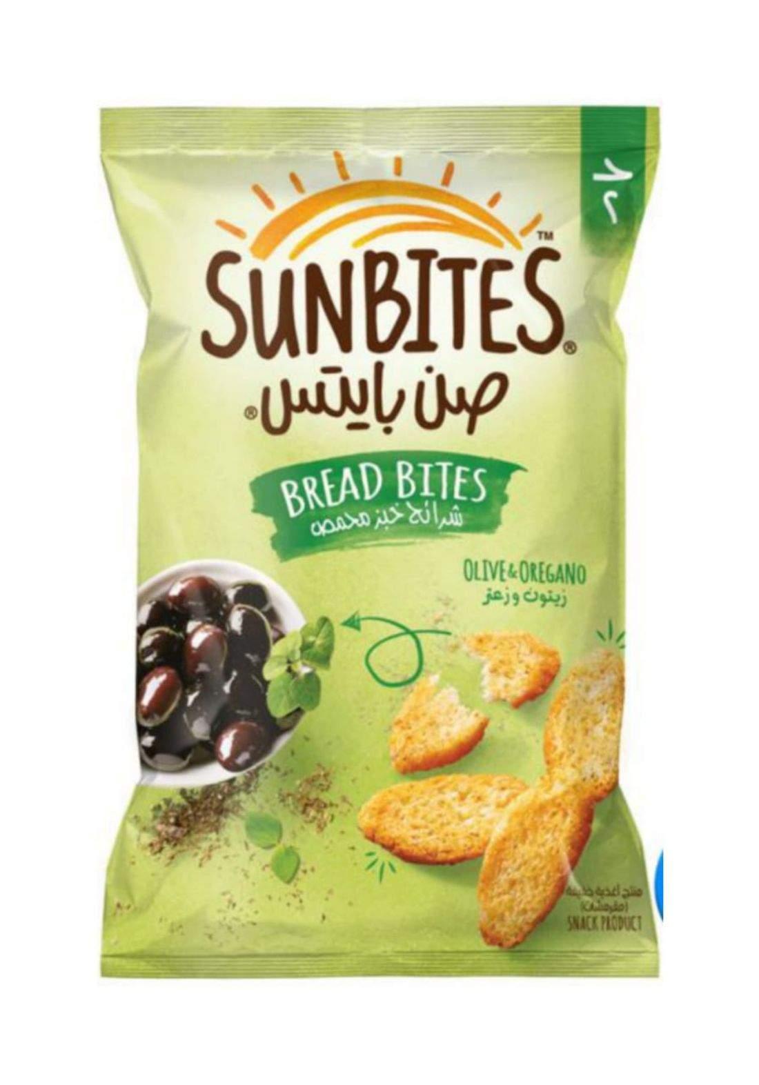 Sunbites  شرائح خبز محمصة