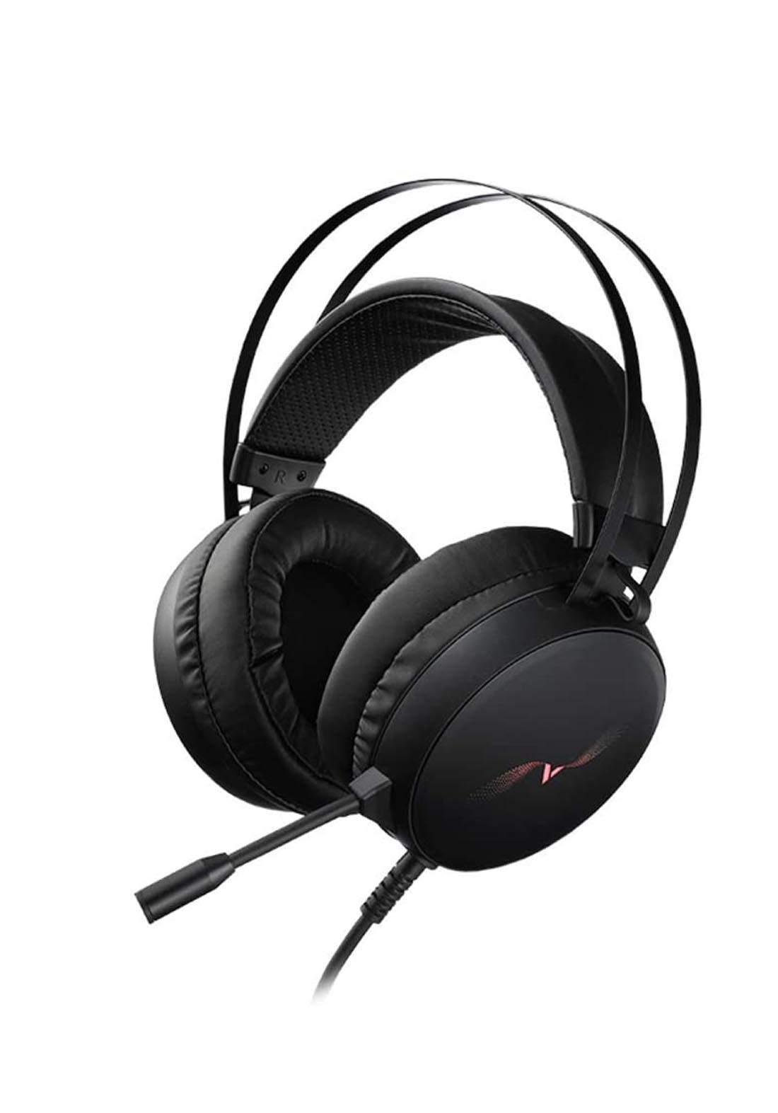 RAPOO VH310 Gaming Headset  - Black سماعة