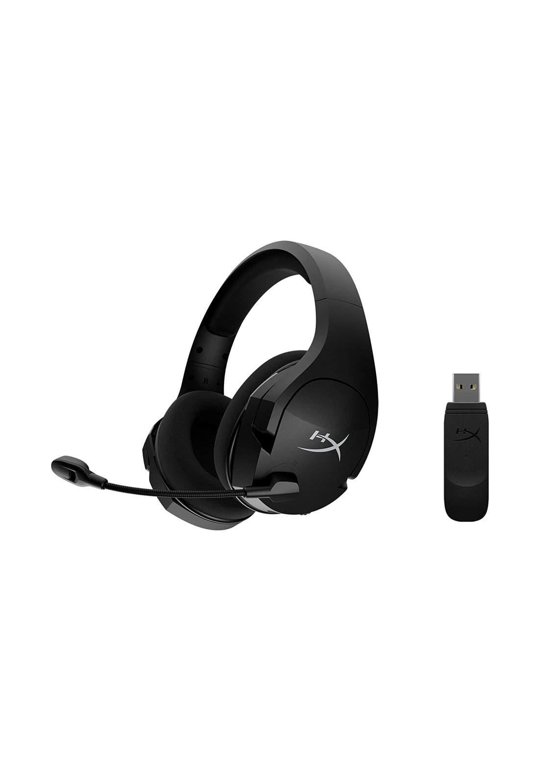 HyperX  Cloud Stinger Core Wireless 7.1 Surround Sound Gaming Headset - Black سماعة