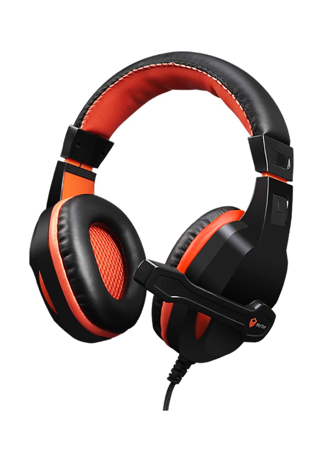 Meetion HP010 PC Gaming Headset - Black سماعة