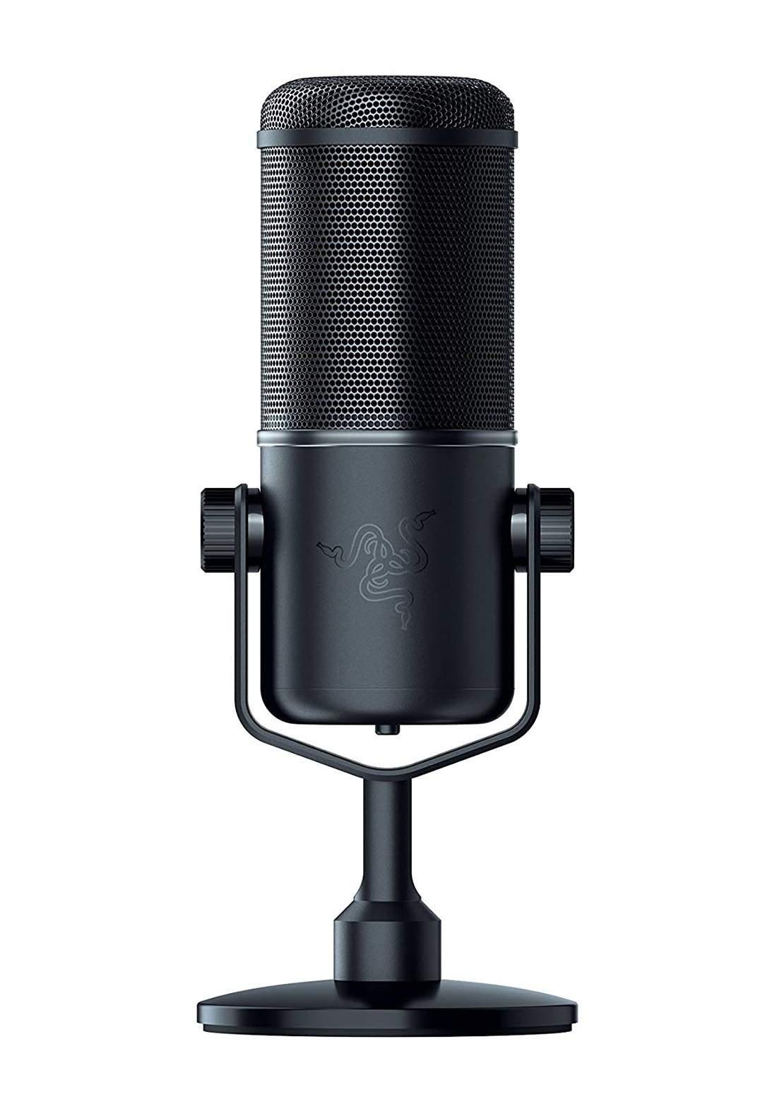 Razer Seiren Elite Microphone - Black مايكرفون