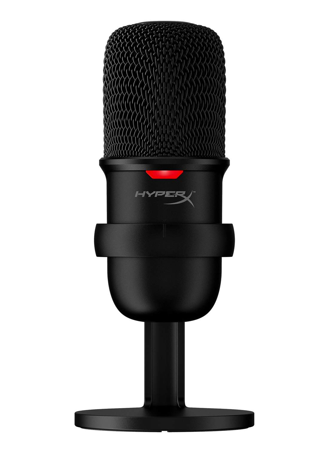 Hyperx Solocast Wired Cardioid Usb Condenser Gaming Microphone